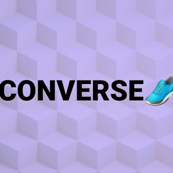 Converse Shoes - Converse shoes and clothing